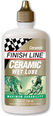 Finish Line Ceramic Wet 120ml