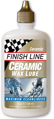 Finish Line Ceramic Wax 120ml
