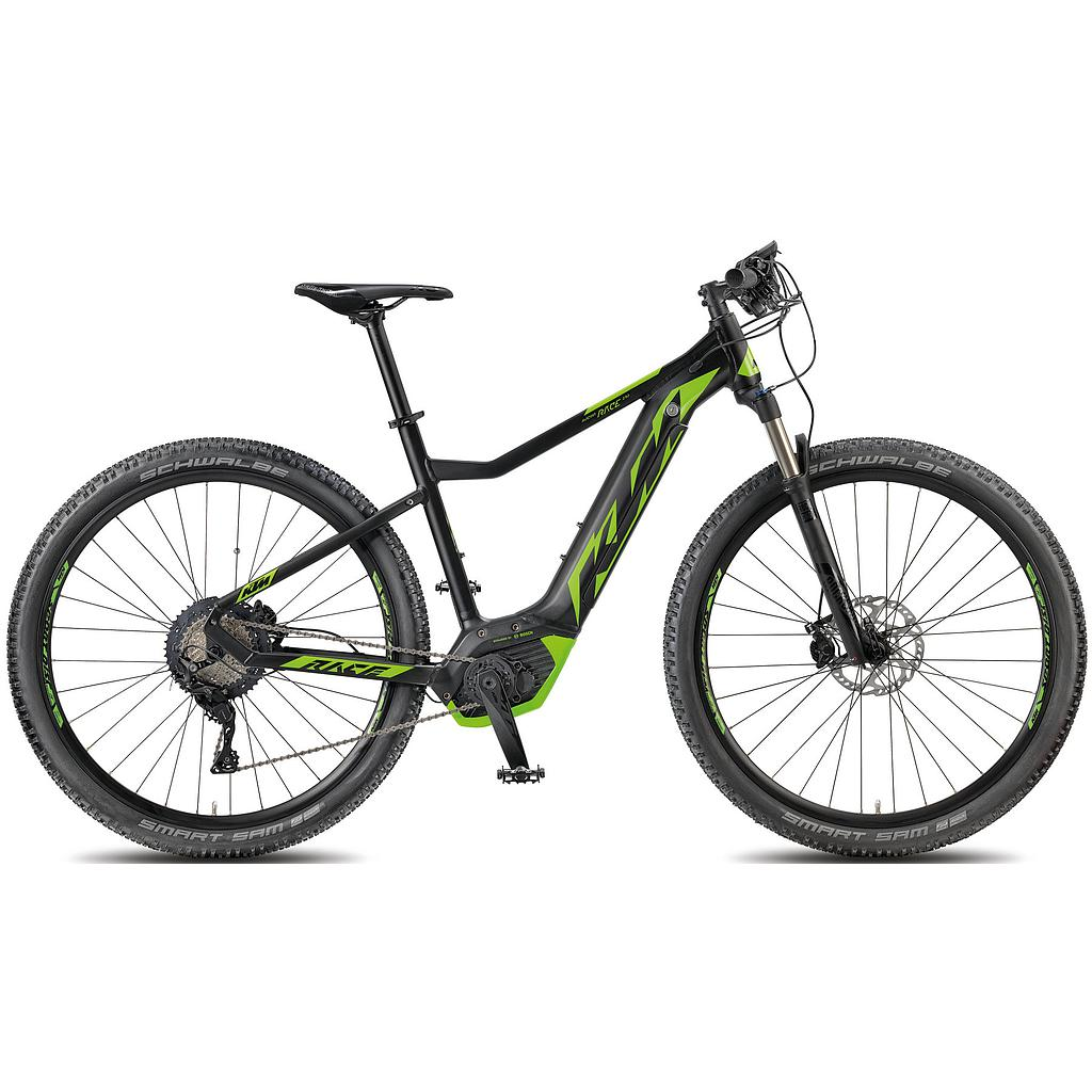 "KTM MACINA RACE 292 19""/48/11G matt>black (green)"
