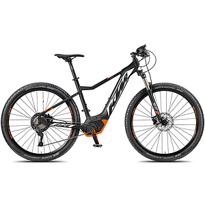 "KTM MACINA RACE 293 19""/48/11G m>black(white+orange)"