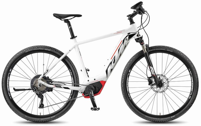 KTM MACINA CROSS 11 CX5 HE 46 matt>white(black+red)
