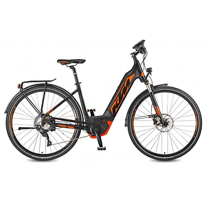 KTM MACINA SPORT 11 CX5 US 46 matt>black (orange)